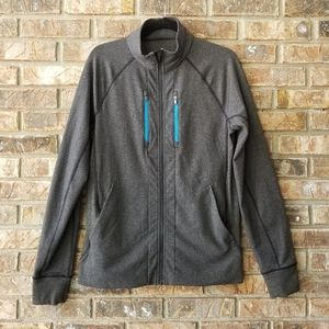 Lululemon Men's Shift Jacket Full Zip Heathered